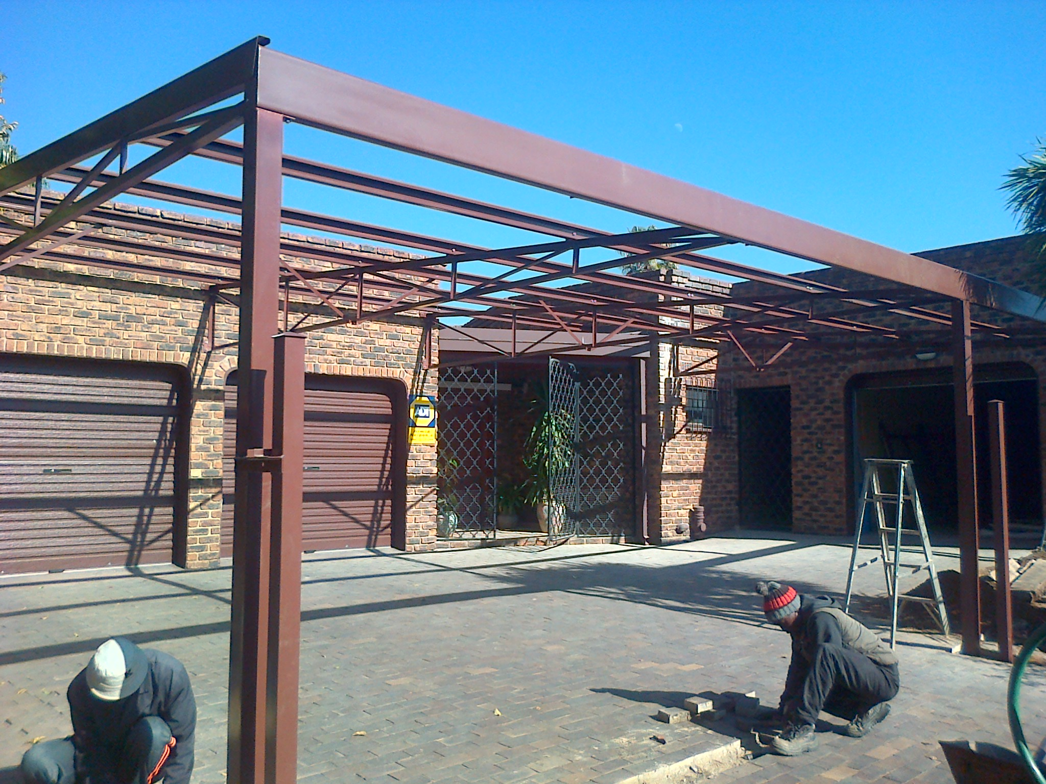 carport awnings sydney carports and awnings carport and. Black Bedroom Furniture Sets. Home Design Ideas